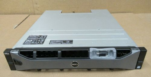 Dell Compellent SCv2020 Storage System 18x 600GB 10K 12G HDD 2x 16G-FC-2 2x PSU
